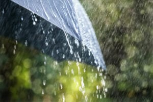 how rain can damage your home
